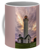 Sunset At Tibbet's Point Coffee Mug