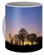 Sunset At Turlough Coffee Mug
