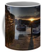 Sunset At West Bay Harbour Coffee Mug