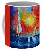 Sunset Bay Coffee Mug