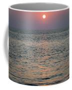 Sunset Beach Cape May New Jersey Coffee Mug