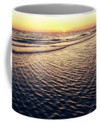 Sunset Beach In Florida Paradise Coffee Mug