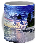 Sunset Beach Park Coffee Mug