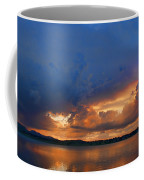 Sunset Blues Coffee Mug