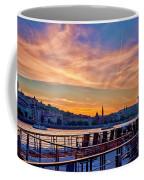 Sunset Budapest Coffee Mug