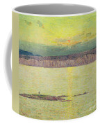 Sunset Coffee Mug by Childe Hassam