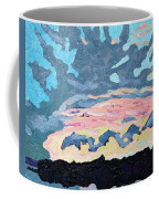 Sunset Cold Front Coffee Mug