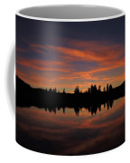 Sunset Colors Coffee Mug