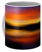 Sunset Colors - Impressionistic Coffee Mug
