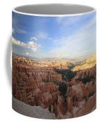 Sunset Colours Bryce Canyon 2 Coffee Mug