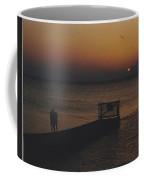 Sunset Couple Coffee Mug