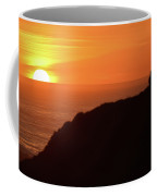 Sunset Couple Coffee Mug