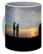 Sunset Couples Coffee Mug