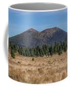 Sunset Crater Coffee Mug