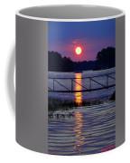 Sunset Cruise Coffee Mug