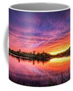 Sunset Culpeper Va Coffee Mug