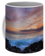 Sunset Curl Coffee Mug