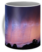 Sunset Curtain Coffee Mug