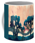 Sunset Desert Canyon Coffee Mug