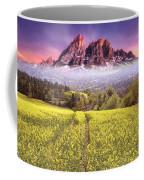 Sunset Fields Coffee Mug