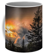 Sunset Fire Coffee Mug