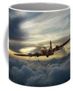 Sunset Fortress Coffee Mug
