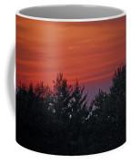 Sunset From Bear Path Coffee Mug