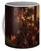 Sunset Garden Coffee Mug