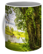 Sunset Gazebo Coffee Mug