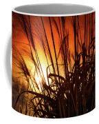 Sunset Grass Coffee Mug