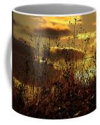 Sunset Grasses Coffee Mug
