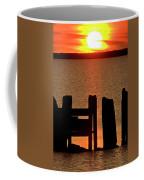 Sunset Hecla Island Manitoba Canada Coffee Mug