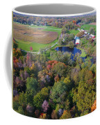 Sunset Hill Farms Indiana  Coffee Mug