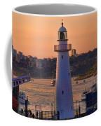 Sunset Hues Cockle Bay Wharf Coffee Mug