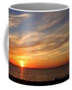 Sunset Huntingon Park Coffee Mug