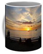 Sunset In Barbados Coffee Mug