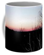 Sunset In Door County Coffee Mug