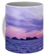 Sunset In Dubrovnik Coffee Mug