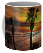 Sunset In Florida Coffee Mug