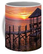 Sunset In Hatteras Coffee Mug