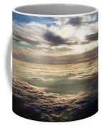 Sunset In Heaven Coffee Mug