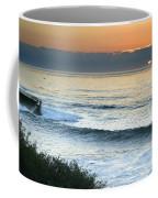 Sunset In La Jolla Coffee Mug