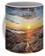 Sunset In Prospect, Nova Scotia Coffee Mug