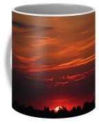 Sunset In The City Coffee Mug