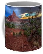 Sunset In The Garden Of Eden Coffee Mug