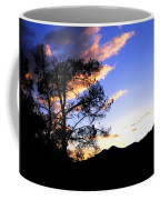 Sunset In The Highlands Coffee Mug