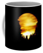 Sunset In The Round Coffee Mug