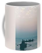 Sunset In Varanasi, India Coffee Mug