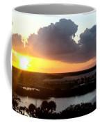 Sunset In Viera Florida Coffee Mug