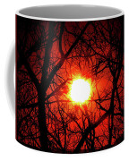 Sunset In Virginia Coffee Mug